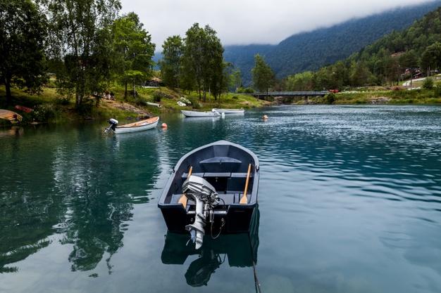 båd fiskeri