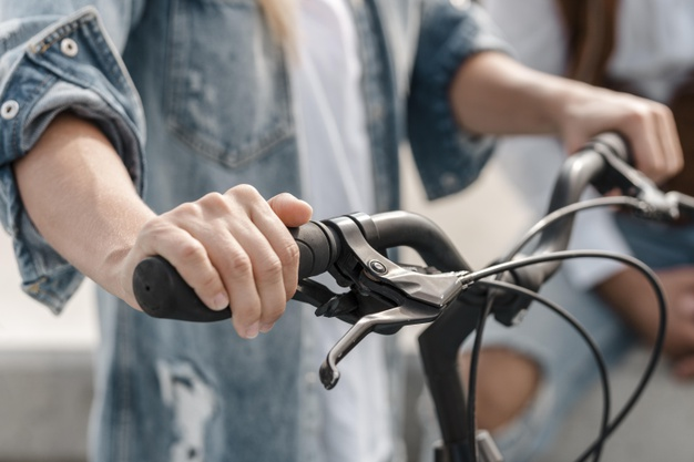 cykelstyr lås