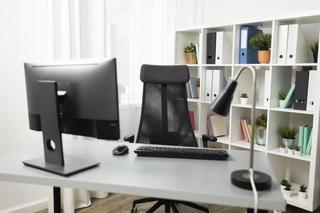 stol til kontor