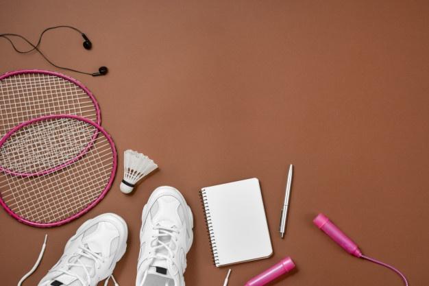 tilbehør til badminton