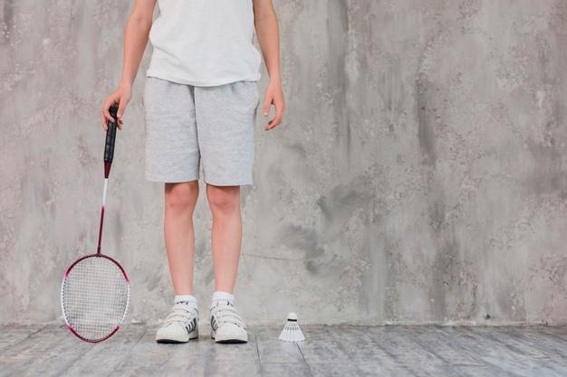 badminton til tilbehør